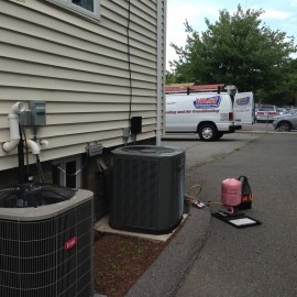 The Dangers of Counterfeit Refrigerant for HVAC Systems