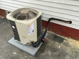 Air Conditioner Refrigerant Line - Copper Pipe and Super Flex