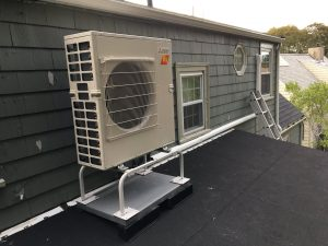 Hyper-Heating Mitsubishi System Two Zones - Vasi Refrigeration