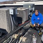 Calling in the pros on HVAC repairs