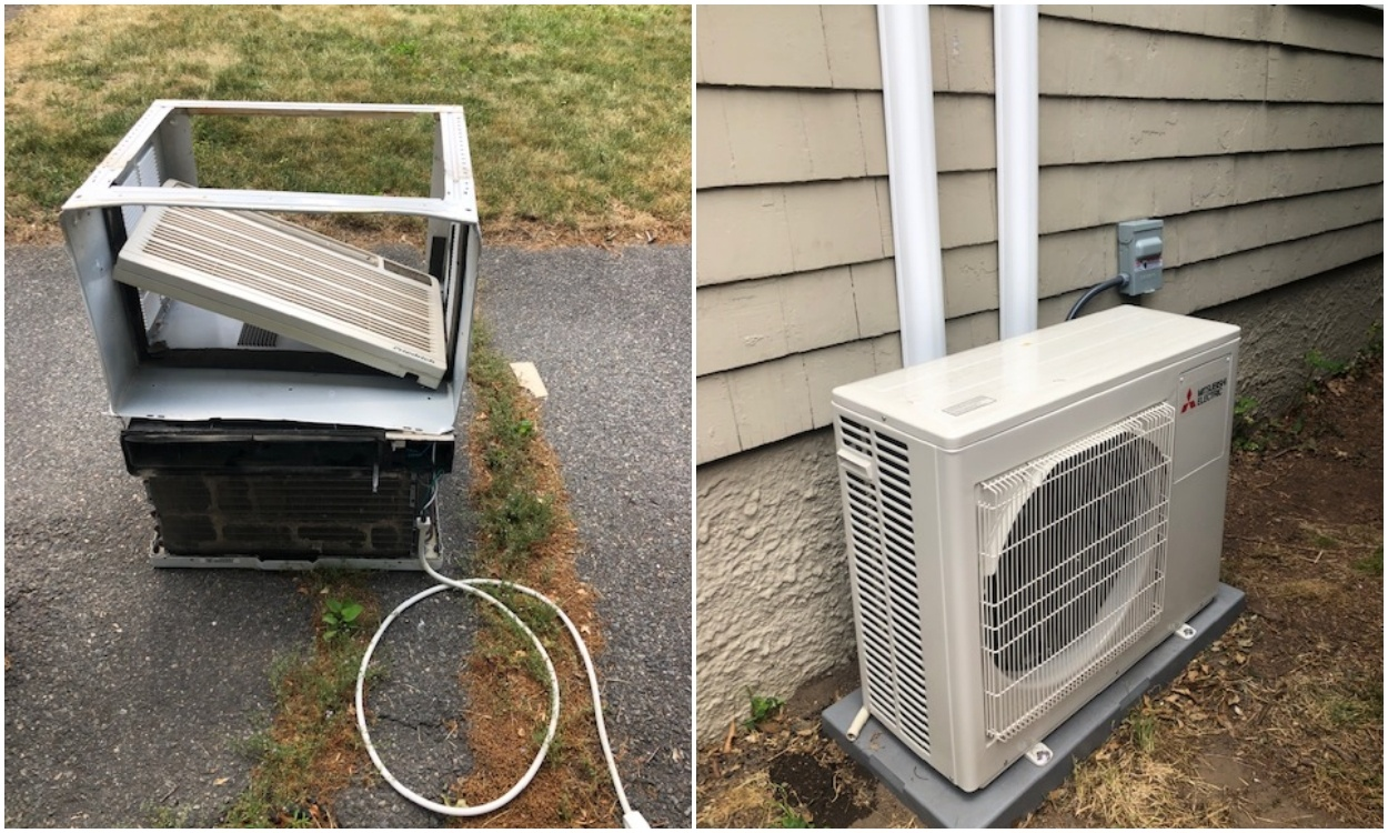 Replace Your HVAC System with Mitsubishi Electric